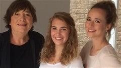 Karine Vanasse et Sophie Nélisse joueront dans le prochain film de Léa Pool