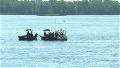 Collision dans le port : les recherches reprendront jeudi