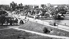 Le pont de la rue Centre célèbre ses 100 ans à Calgary