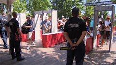 Plus de sécurité autour des festivals montréalais