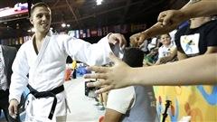 Un os brisé empêche Arthur Margelidon d'aller à Rio