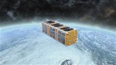 Un satellite 100 % albertain s'envolera en orbite en décembre