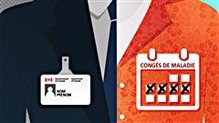 Les fonctionnaires du Québec prennent plus de congé que dans le secteur privé