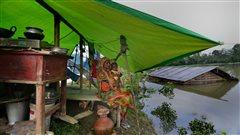 Inondations et glissements de terrain meurtriers au Népal