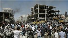 Un double attentat fait au moins 44morts en Syrie