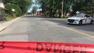 Une femme est morte dans des circonstances suspectes à Vicoriaville.