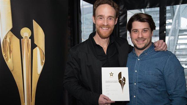 Dévoilement des finalistes des prix Écrans canadiens 2016