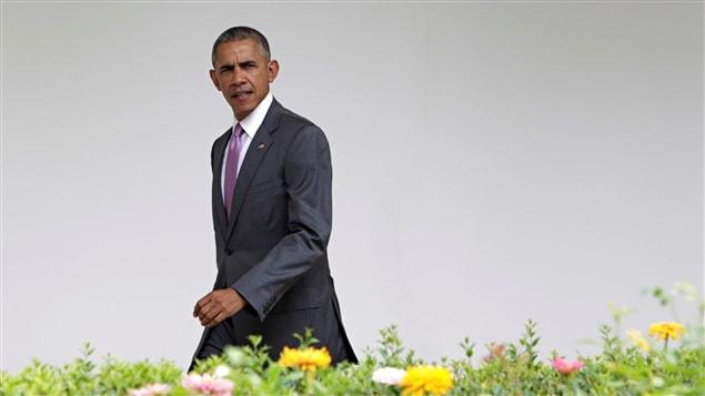 À six mois de la fin de son mandat, le président américain Barack Obama a l'intention de livrer un discours en contraste avec ceux, plutôt sombres, du candidat républicain Donald Trump, où il offrira sa vision des États-Unis.