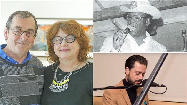 Guy Fortin et Diane Lalancette, Phil Norman, Christian Boukaram