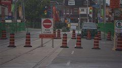 Construction routière : un été de perturbations à Toronto
