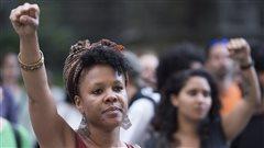 Rassemblement à Montréal en mémoire d'Abdirahman Abdi
