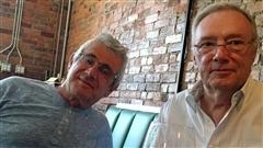Michel Boujenah et Gilbert Sicotte, les princes du jeu