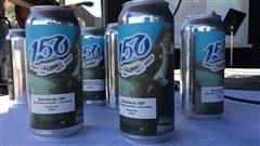 Une bière pour marquer le 150e anniversaire d'Alma