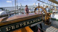 <i>L'Espérance</i>, théâtre d'une grande aventure télévisuelle