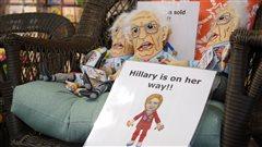 Dans le Vermont de Sanders, certains hésitent encore à voter Clinton