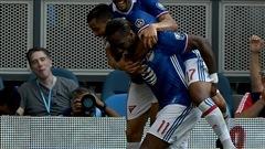 Drogba et les étoiles de la MLS défaits par Arsenal