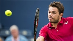 Wawrinka dispose de Sock