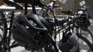 Au Manitoba, les accidents de vélo ont conduit 119 personnes à l'hôpital en 2014-2015 comparativement à 100 en 2013-2014.