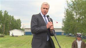 À peine 5 % des répondants au sondage de MQO donnent une très bonne note au premier ministre Dwight Ball.