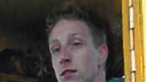 Tomy Lefebvre, 23 ans, disparu de Mont-Laurier.