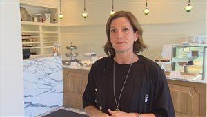 Carolyne McIntyre-Jackson, propriétaire de Crave Cupcakes à Edmonton.