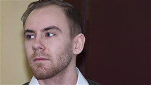William Sandeson restera derrière les barreaux jusqu'à son procès au printemps 2017.