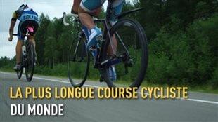 La plus longue course cycliste au monde en Russie