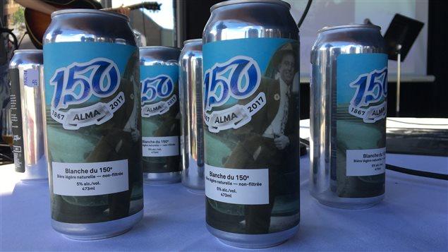 La quatrième édition du festival des bières d'Alma se déroule jusqu'à dimanche.