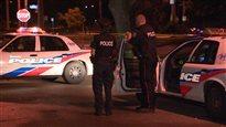 La fusillade a eu lieu sur la rue Rushley près de l'avenue Lawrence à Scarborough.