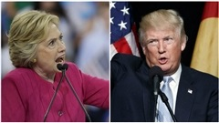 Clinton vs Trump : un combat décisif