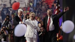 Hillary Clinton marque l'histoire