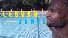 Dans l'intimité de LeBron James grâce à la réalité virtuelle