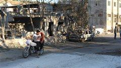 Des blessés syriens refusent d'aller à l'hôpital par peur des bombardements