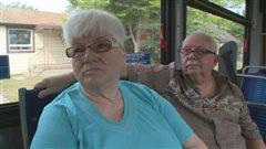 Heureux en amour…et en autobus, à Windsor