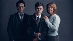 Harry Potter revient et s'essaie au théâtre