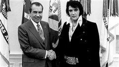 L'étrange rencontre d'Elvis Presley et Richard Nixon en 1970