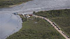 Les Saskatchewanais appuient Énergie Est malgré le déversement