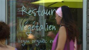 Une dizaine de restaurants végétariens ont ouvert leurs portes depuis le début de l'année.