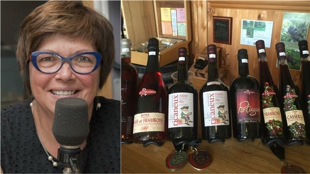 Hélène Raymond fait sa dernière chronique sur les produits du Ricaneux.