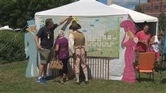 Des familles célèbrent le 250e de leur établissement à Moncton