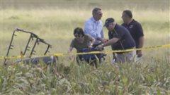 16 morts dans l'écrasement d'une montgolfière au Texas