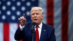 Donald Trump affirme que l'élection américaine sera truquée