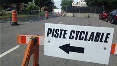 Piste cyclable déviée en raison du Grand Prix de Trois-Rivières