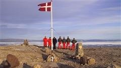 Conflit pour un rocher : l'île Hans au coeur de la guerre du whisky