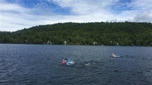 Franck Chaumanet traversera 22 lacs en 22 jours