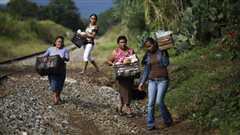 Les <em>patronas</em>, ces femmes mexicaines qui nourrissent les migrants