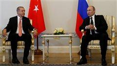 La Russieet la Turquieentendent retrouver des relations normales