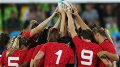 Le succès inattendu de l'équipe de rugby féminin aux JO de Rio