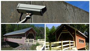 La ville de Gatineau lance un appel d'offre pour doter de caméras le pont des bénévoles et le pont Rolant-Houët.