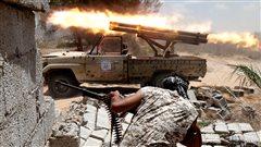 Les djihadistes délogés d'un site stratégique en Libye